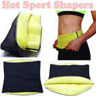 SLIMMING NEOPRENE WRAP WAIST TUMMY SHAPER ABDOMINAL STOMACH FAT BURNER BELT
