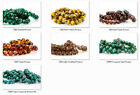 Strand 8mm / 9mm Czech Glass Beads Central Cuts - Baroque Beads - Pick the Color