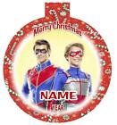 HENRY DANGER Personalized Christmas Ornament Any Name/Message Super Hero