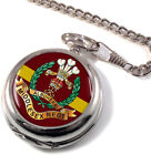 Middlesex Regiment Full Hunter Pocket Watch (Optional Engraving)