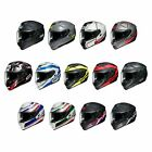 Shoei Motorcycle / Bike / MC GT-Air Graphic Crash Helmet With Internal Sun Visor