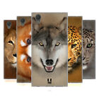 HEAD CASE DESIGNS ANIMAL FACES 2 SOFT GEL CASE FOR SONY XPERIA L1