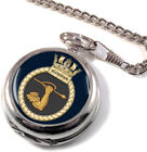HMS Agamemnon Full Hunter Pocket Watch
