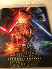 HARRISON FORD DAISY RIDLEY JOHN BOYEGA SIGNED Star Wars Photo COA $20.49 USD
