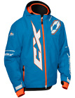 Castle X Stance Youth Jacket Process Blue/Orange sizes S-XL