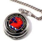 Sydserf Scottish Clan Pocket Watch