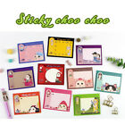 Jetoy Choo Choo Cat Post-it Sticky Note Memo Pad Cute Bookmark Bookmarker Index