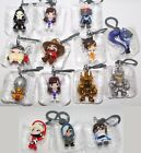 BLIZZARD BLIZZCON 2017 OVERWATCH BACKPACK HANGER KEYCHAIN YOU PICK YOUR FIGURE