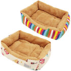 Large Pet Dog Cat Bed Puppy Cushion House Pet Soft Warm Kennel Mat Blanket Pad