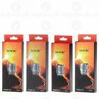 5 Pack Authentic SMOK TFV8 Baby / Big Baby Beast Coils V8 / Q2 / X4 / T8 lot