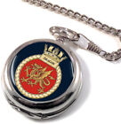 HMS Dragon Full Hunter Pocket Watch