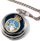 HMS Dartmouth Full Hunter Pocket Watch