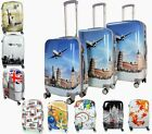 Kyпить Reisekoffer Hartschale QTC WORLD 100% PC Beautycase M L XL SET Trolley Case на еВаy.соm