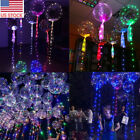 LED Light Fairy Balloons Flasher Christmas Birthday Wedding Party Decor Gift HP
