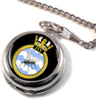 HMS Fly Full Hunter Pocket Watch