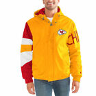 Kansas City Chiefs Starter 17 Mens Starter Knockout Jackets