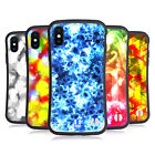 HEAD CASE DESIGNS BOKEH CHRISTMAS EDITION HYBRID CASE FOR APPLE iPHONE X