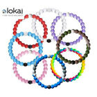 4Pcs Lokai Bracelet Ladies Men Balance Mud From Dead Sea and Water From Everest