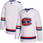 Montreal Canadiens Adidas Mens Adidas Nhl100 Classic Blank Jersey White