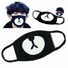 Sale 5PCS Women Men Ayo and Teo Face Panda Bape Lucky Bear Mouth Mask