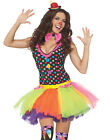 plus size clown costume for women - Clowning Around Sexy Circus Clown Fancy Dress Women Halloween Party Costume S-3X