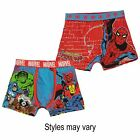 Character Kids Boys 2 Pack Boxers Infant Boxer Underwear Stretch Stretchy