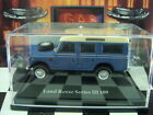 NEW CARARAMA LAND ROVER SERIES III 109 LOOSE WITH ACRYLIC CASE 1:72 SCALE