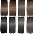 Thick Full Head Clip In Hair Extension Long Straight Hair Extentions Hairpiece