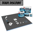 Wetroom kit shower tray system 20mm Various sizes Price & Designed for TRADE