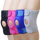 2017 breathable practicality Super solid color knee pads with adjustable width