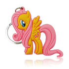 Disney My Little Pony PVC Plastic Keyring Key Chain Kids Xmas Gift Party Favor