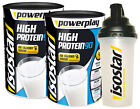 Isostar Powerplay High Protein 90 Drink Doppelpack 2x750g Dose + Mix Shaker
