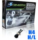 H4 Bi-Xenon Hid Conversion Kit Set Pair Replacement Part - Slim - 6000K Jaguar