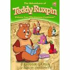 Adventures of Teddy Ruxpin - Volume 2: The Journey Continues ( New DVD, 2006)