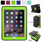 Shockproof Full Protective Cover Hard Case For iPad 2/3/4 &9.7 2017&Mini 2/3 Lot