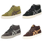 Asics ONITSUKA TIGER FADER Chaussures Mode Sneakers Unisex Cuir Suede Noir