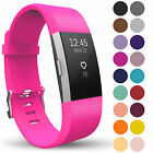 For Fitbit Charge 2 Wrist Straps Wristband Best Replacement Accessory Watch Band <br/> In stock ¦ Fast Free Delivery ¦ All Sizes & 14 Colours