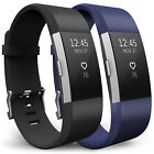 Fitbit Charge 2 Wrist Straps Wristbands, Best Replacement Accessory Watch Bands <br/> In stock &brvbar; Fast Free Delivery &brvbar; All Sizes &amp; 12 Colours