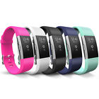 For Fitbit Charge 2 Wrist Straps Wristband Best Replacement Accessory Watch Band <br/> In stock &brvbar; Fast Free Delivery &brvbar; All Sizes &amp; 14 Colours
