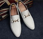 New Men  s Dress Formal Oxfords Leather shoes Business Casual Shoes