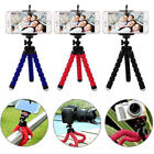 Universal Flexible Mini Stand Tripod Mount + Free Holder For Smart Phone iPhone