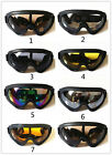 Anti-Shock Military Tactical Goggles Motorcycle Skiing Glasses for Men & Women