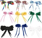 Shoe Laces Multi Color, Wide, extra Long 95 in String, High Top, Skate Canvas Sn