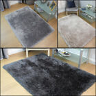Modern Shaggy Thick Soft Touch Rug in 3 Colours and Variations Sizes Carpet