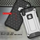 iPhone X Hybrid Hard Tough Dual Layer Shockproof  Case