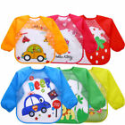 Baby Kids Bibs Waterproof Saliva Towel Cartoon Bib Burp Feeding Bandana F0077