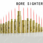 US Brass Cartridge Bore Sighter Boresight Red Dot Laser For Scope CAL Hunting