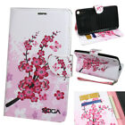 For BLU Studio 7.0 II S480U Cell Phone Case PU Leather Wallet Pouch Flip Cover