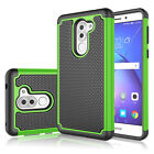 For Huawei Honor 6X Hybrid Impact Rugged Shockproof Hard Case Protective Cover