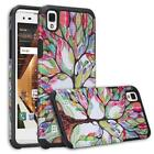 For LG Tribute HD / X Style / Volt 3 Hybrid Hard Astro Armor Case Phone Cover